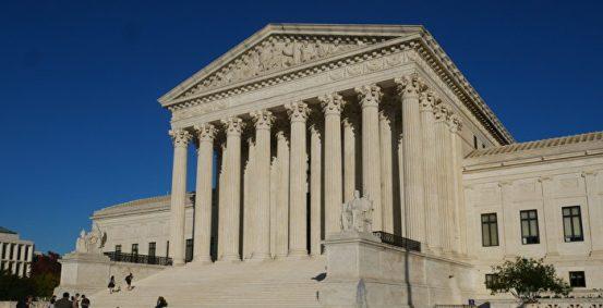 特朗普:如果拜登占领最高法院,大法官们将自食其果最高法院  大纪元