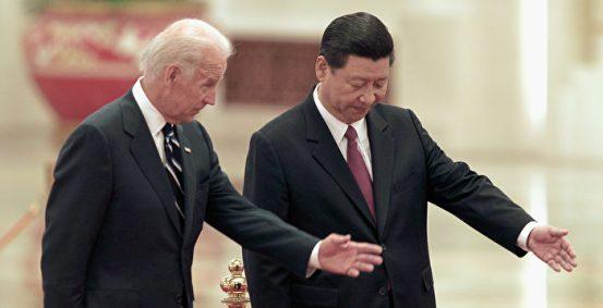 杨伟:中美关系发展缓慢,中共高层领导人渴望习近平| 拜登| 王牌