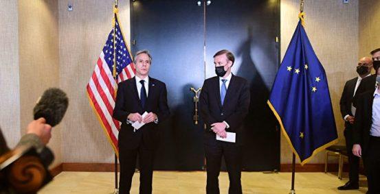新闻:中共在阿拉斯加举行的闭门谈判中向美国透露最终结果阿拉斯加对话| 杨洁chi | 王怡