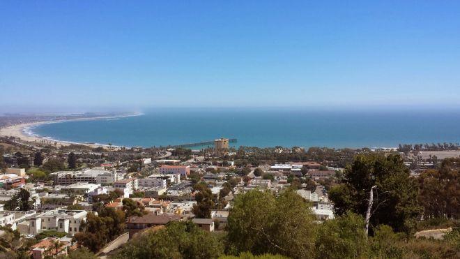 Ventura from Grant Park