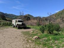 M*A*S*H filmed in Malibu Creek State Park