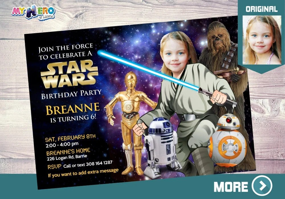 jedi girl star wars theme party ideas