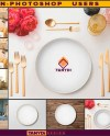 White Dinner Plate Table Styling 8 Jpg Scenes P4 C1 Top And Etsy