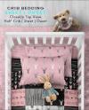 Crib Bedding Sheet Duvet Photoshop Fabric Mockup Png Top Half Etsy