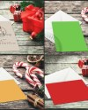 Card Envelope Gift Box Christmas Table Styling 5x7 Empty Etsy