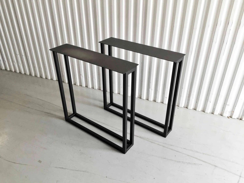 The U Frame Steel Metal Dining Table Legs Desk Legs 28