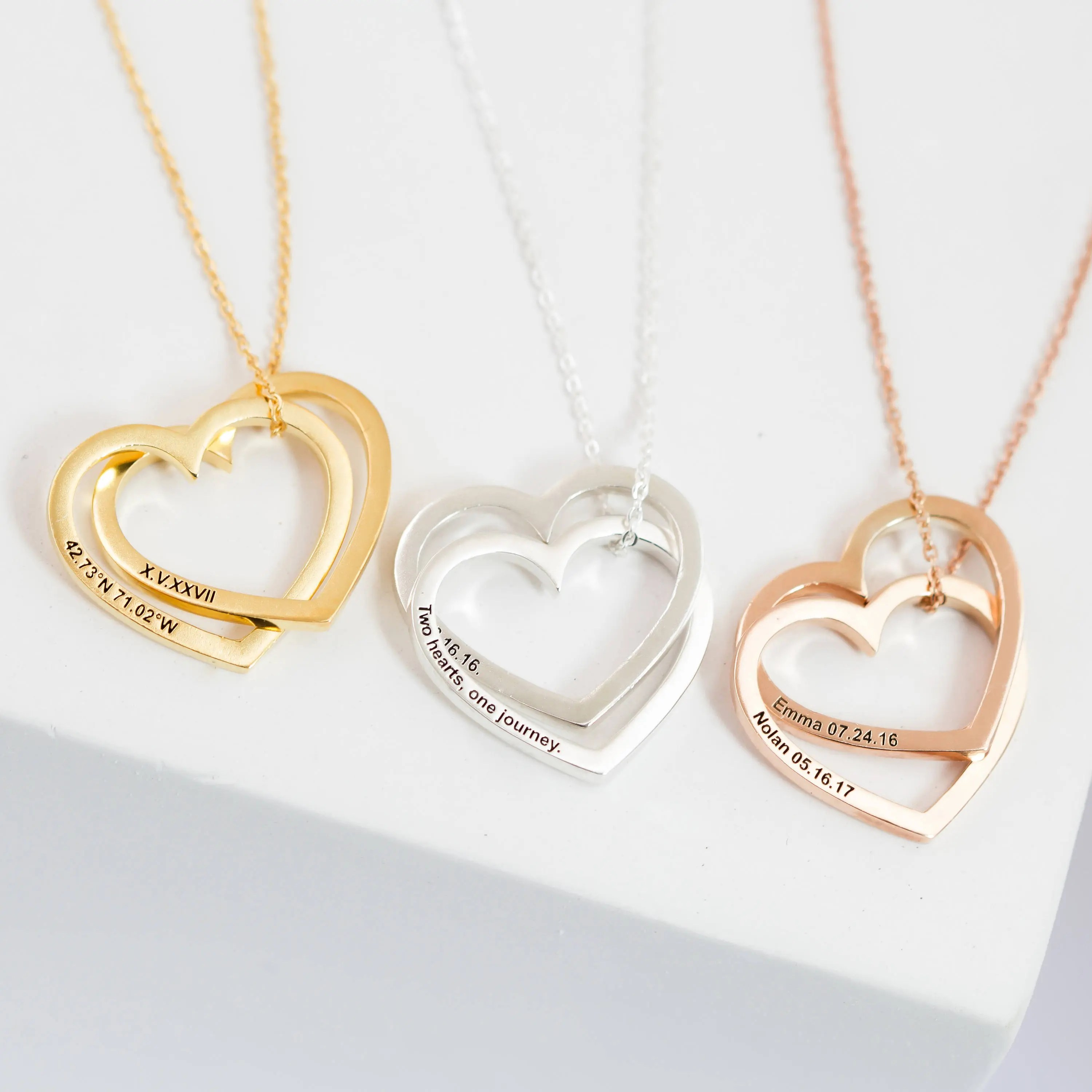 Custom Heart Necklace • Engrave Heart Pendant • Personalized Secret Message Charm • Inspiration Quote Jewelry • Sister Mother Gift • NM39F30                                                                IAIdIIIIII IIIbIIyIIII IICaitlynMinimalist         Ad from shop CaitlynMinimalist                               5 out of 5 stars                                                                                                                                                                                                                                                          (81,923)                 81,923 reviews                                                                                   Sale Price CA$38.31                                                                   CA$38.31                                                                             CA$51.08                                                              Original Price CA$51.08                                                                                               (25% off)