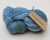 Manos del Uruguay Maxima - Knitting wool - Colour: Raindrop #M2409 - 100g - Fairtrade Extra fine Merino Wool - Aran-Worsted Weight