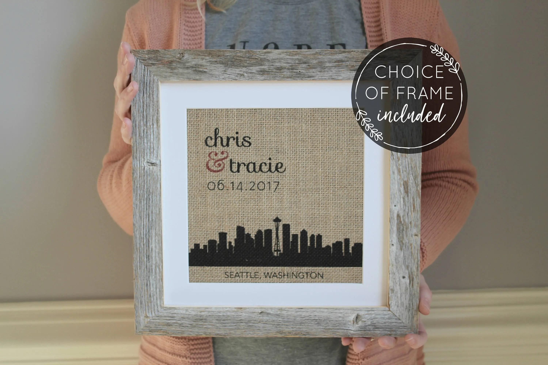 Personalized Wedding Gift Wedding Gifts For Couple Husband