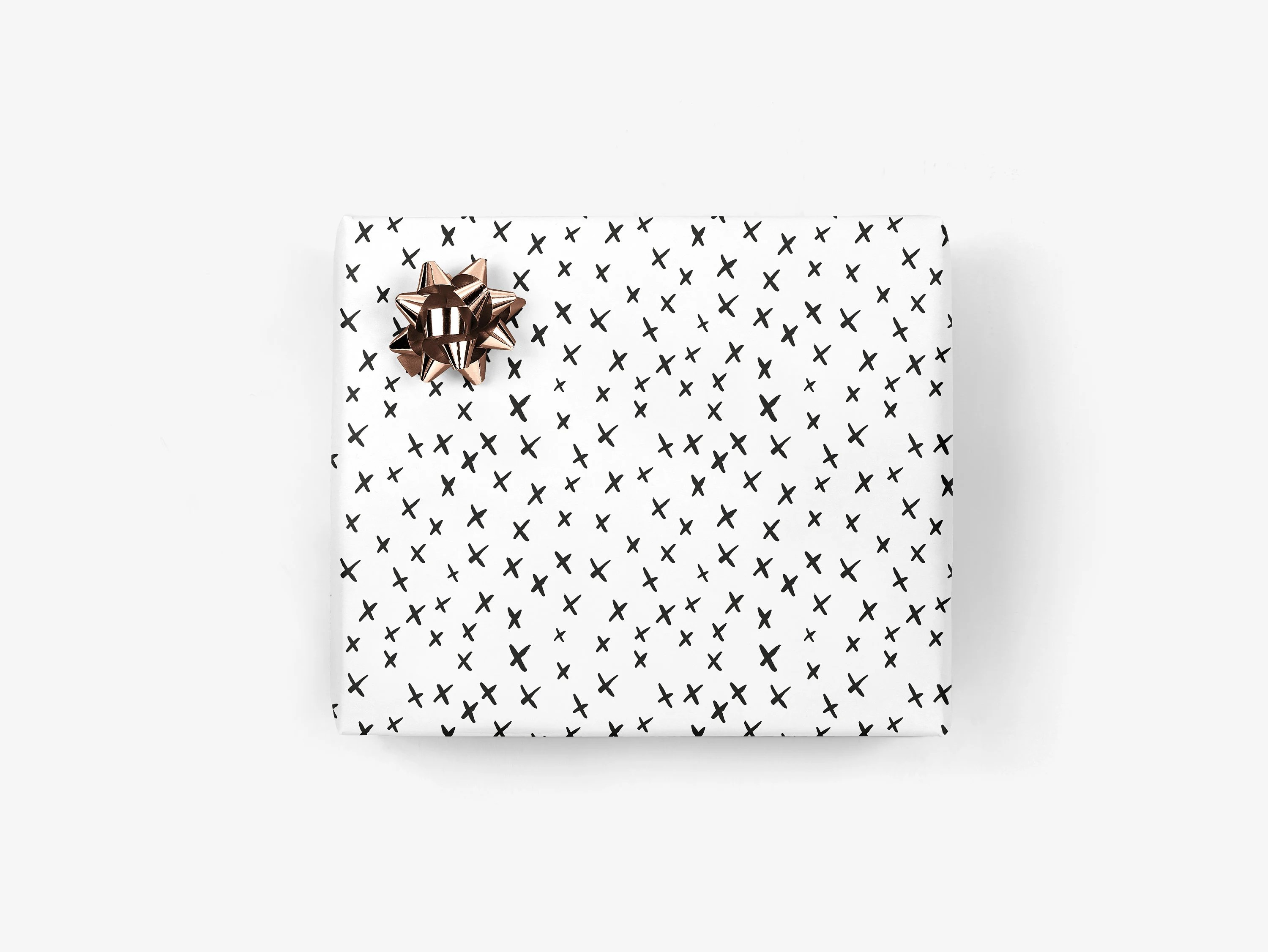 5x Wrapping Paper Wrapping Sheets For School