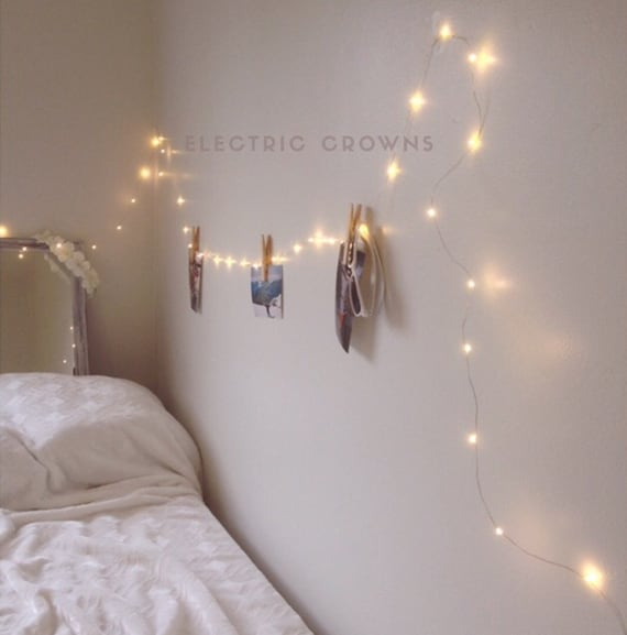 Night Light Fairy Lights Bedroom Home Decor Living Room   Etsy image 0