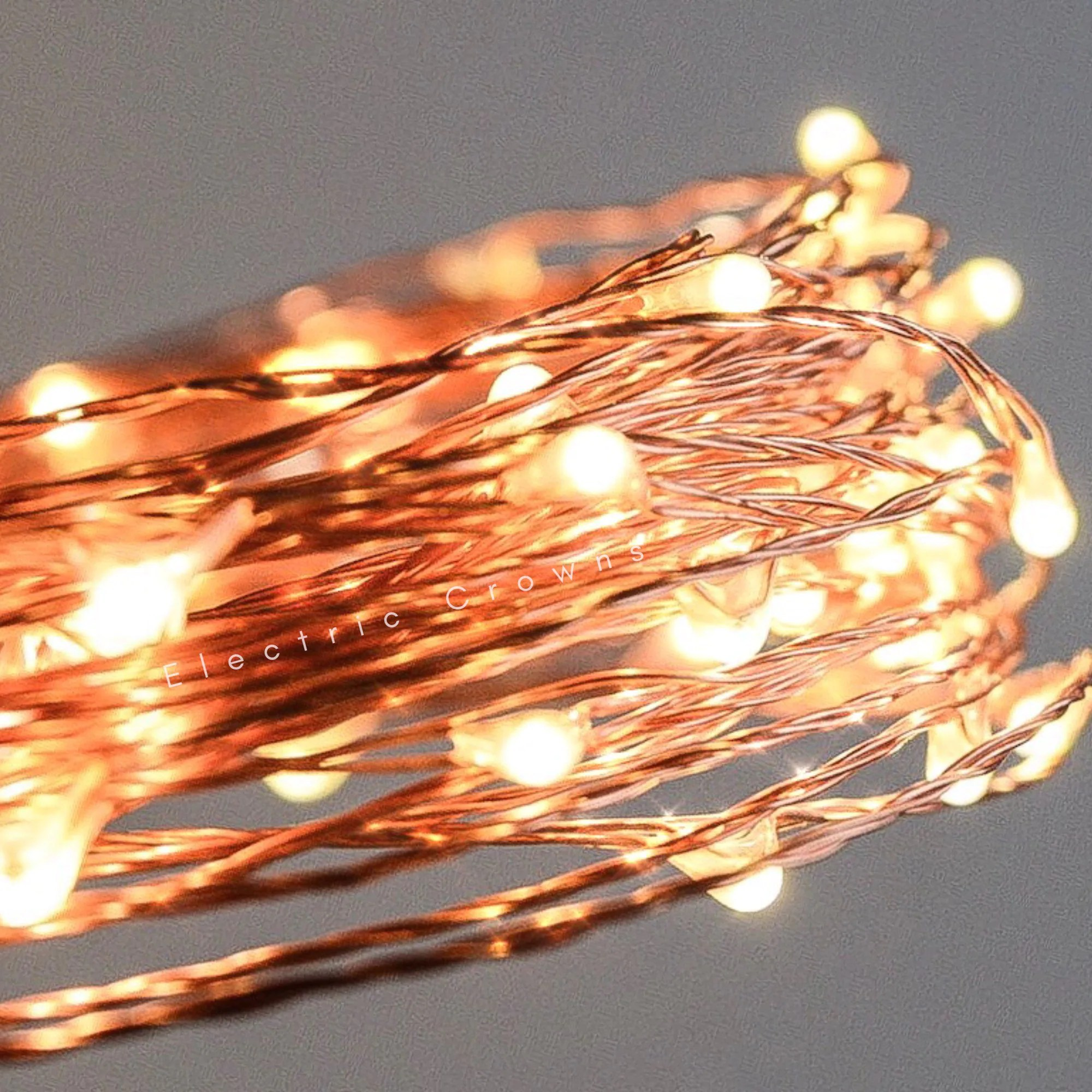 copper wire fairy lights patio string lights rustic wedding barn wedding wedding lighting warm white plug battery operated 13ft 65ft