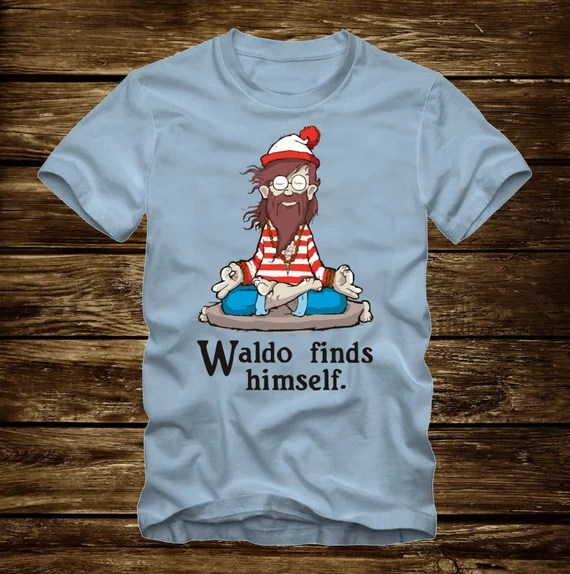 Where Is Waldo? Shirt