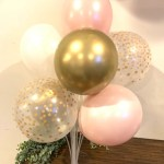 Balloon Stand Only Air Fill Balloon Stand Balloon Bouquet Stand Balloon Display Balloon Centerpieces No Helium No Problem