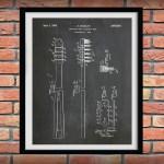 1953 Toothbrush Patent Print Bathroom Decor Home Decor
