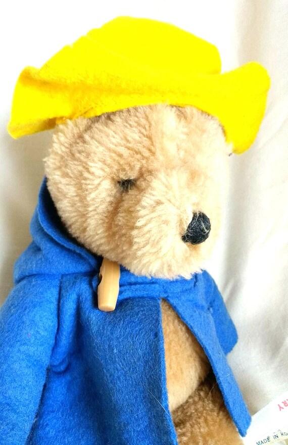paddington bear stuffed animal # 78
