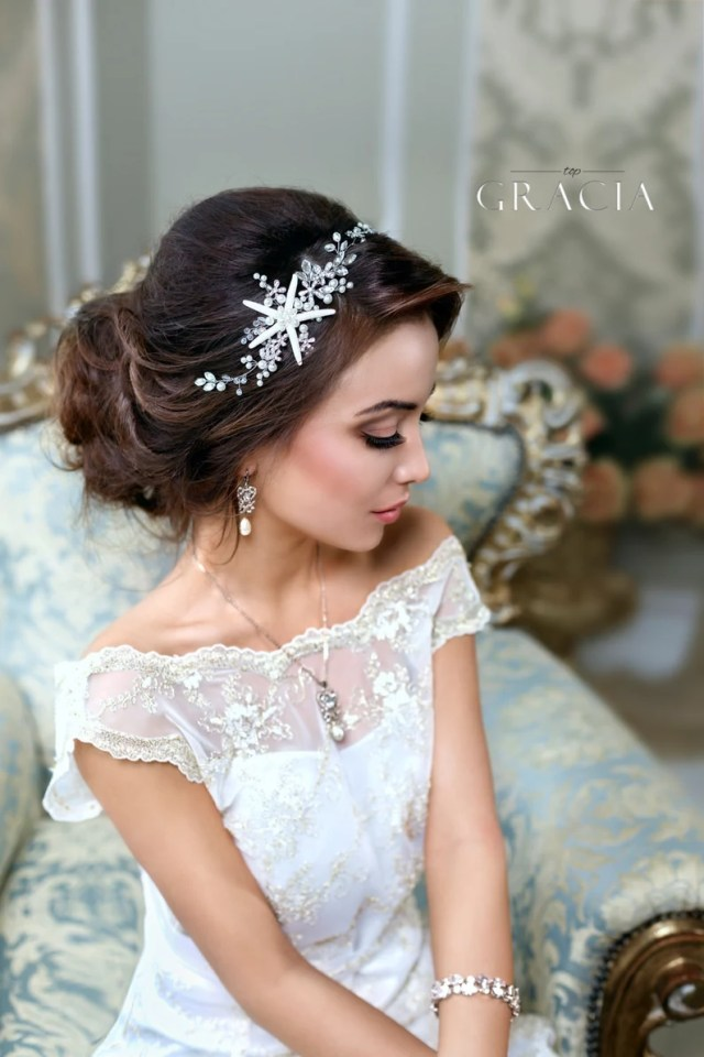 starfish headpiece beach wedding hair accessories starfish crown beach bridal headband beach bridal tiara mermaid hairpiece beach headpiece