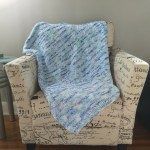 Knit Baby Blanket Knitted Baby Blanket Ready To Ship Gender Neutral Baby Blanket Sale New Baby Gift Hand Knit
