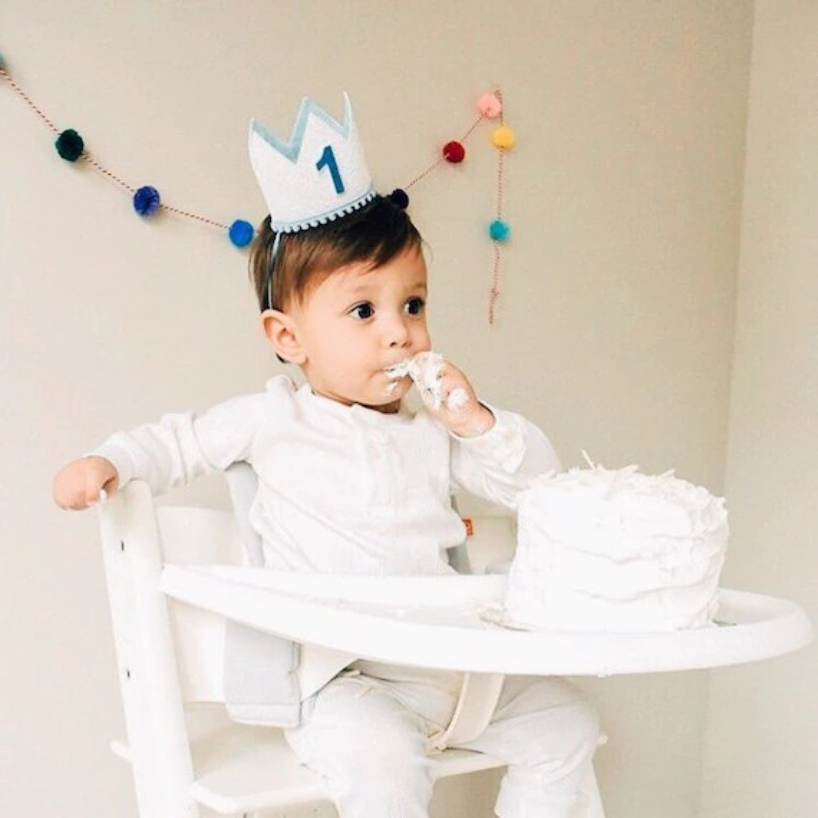 1st Birthday Crown 1st Birthday Hat First Birthday Boy Outfit