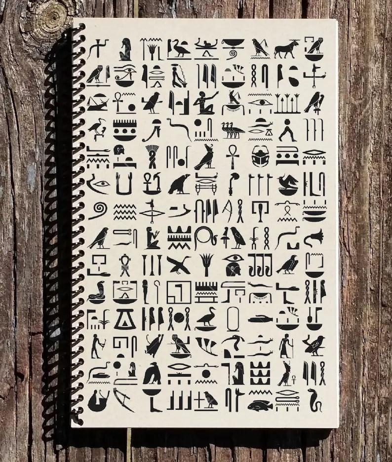Heiroglyphics Journal