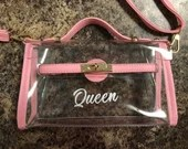 Shawn Mendes Queen purse inspired by Shawn Mendes' song Queen