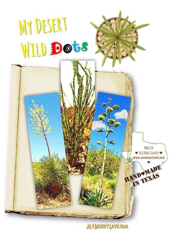 Set of 3 Wild Handmade Wi...