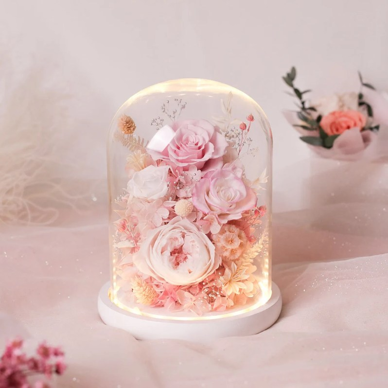 Eternal roses/ preserved roses/preserverd flowers/eternal 1
