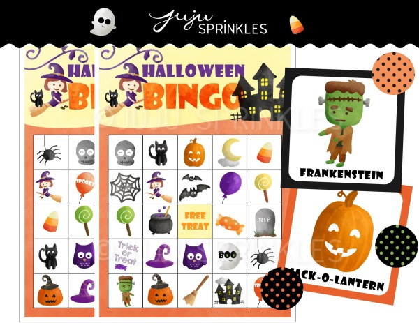 free halloween party games printables # 51