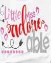 Little Miss Adorable Etsy