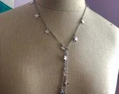star is born lariat necklace