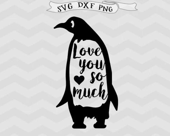 Download Love you SVG Thanksgiving svg love svg Penguin svg ...