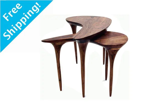 nesting tables modern nesting tables mid century table mid century side table mid century nesting tables the plateau tables