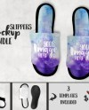 Dye Sublimation Slippers Mockup Template Add Your Own Image Etsy