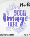 Handkerchief Pocket Square Mockup Add Your Own Image And Etsy