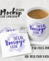 Dye Sublimation Milk Jug Shaped 15 Oz Mug Mockup Add Your Etsy