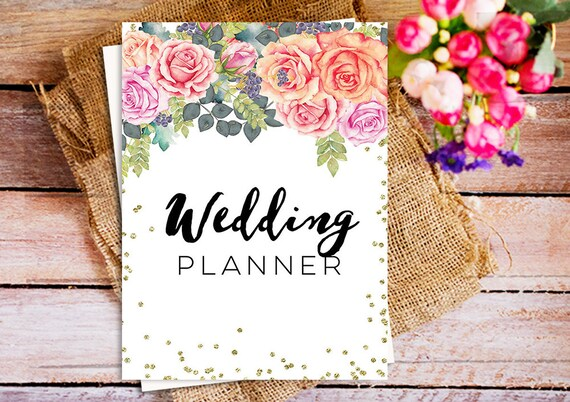 The Ultimate Wedding Planner Printable Wedding Planner