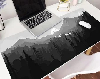 Gaming Mouse Pad Etsy