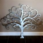 Metal Tree Wall Art Tree Of Life Wall Decor Metal Tree
