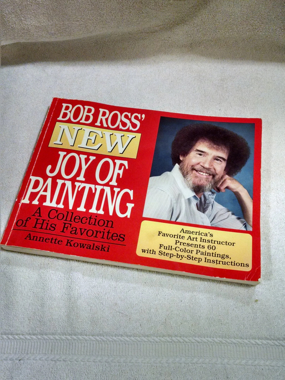 Bob Ross Blumenmalerei Amazon De Dvd Blu Ray