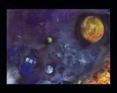 Tardis in Space  ~ Origin...