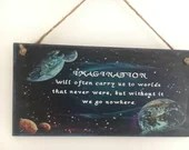 "Space Art ~ ""Imagina..."