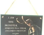 Loki ~ Marvel inspired qu...