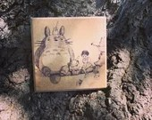 My Neighbour Totoro inspi...