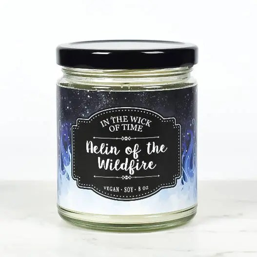 Aelin Candle