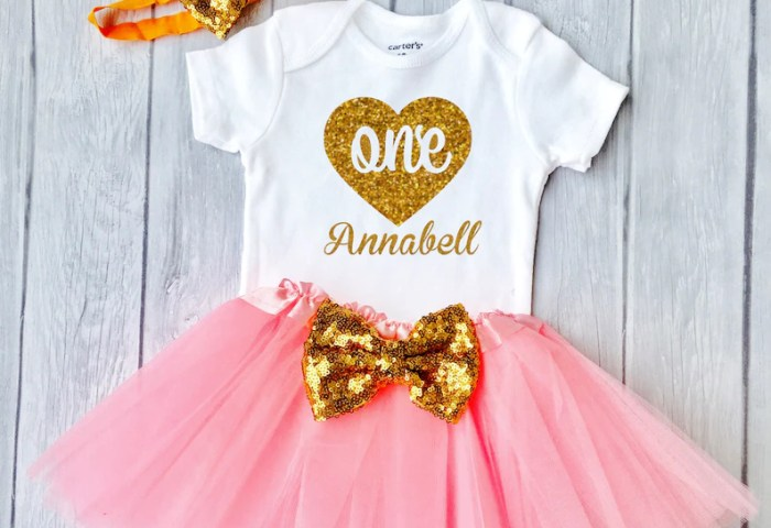 1st Birthday Girl Outfit 1st Birthday Outfit Baby Girl First Etsy