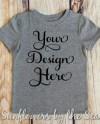 Mockup Toddler Kids Children S Youth T Shirt Etsy