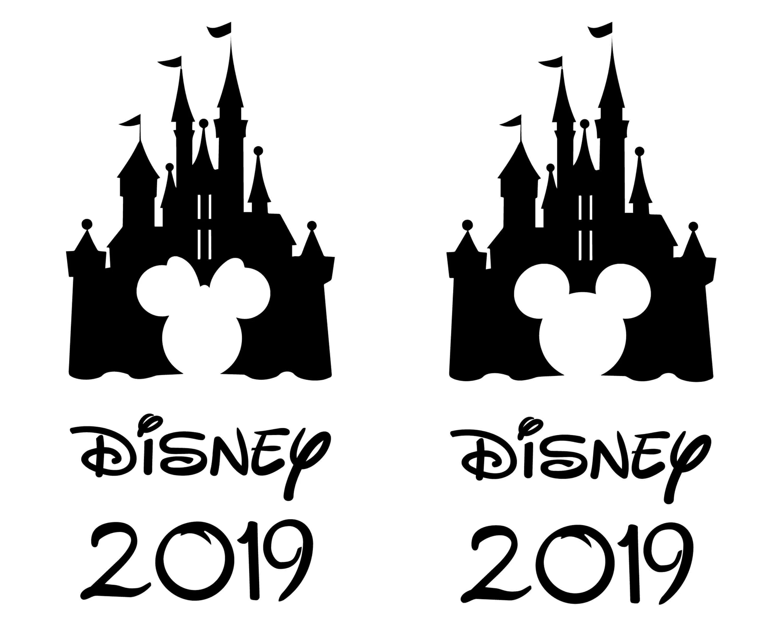 Disney Castle Svg Castle Clipart Disney Svg Disney Dxf