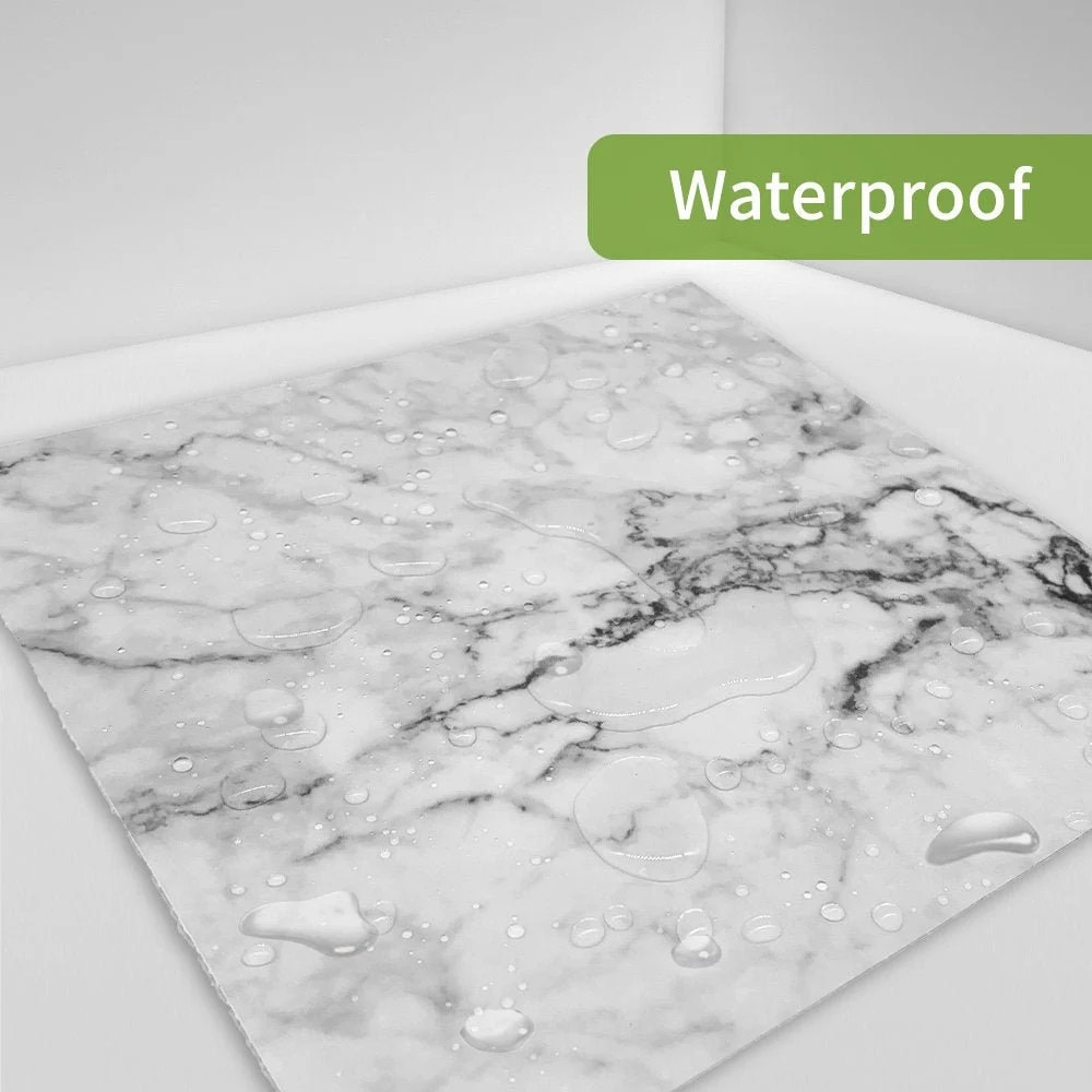 marble tile sticker etsy