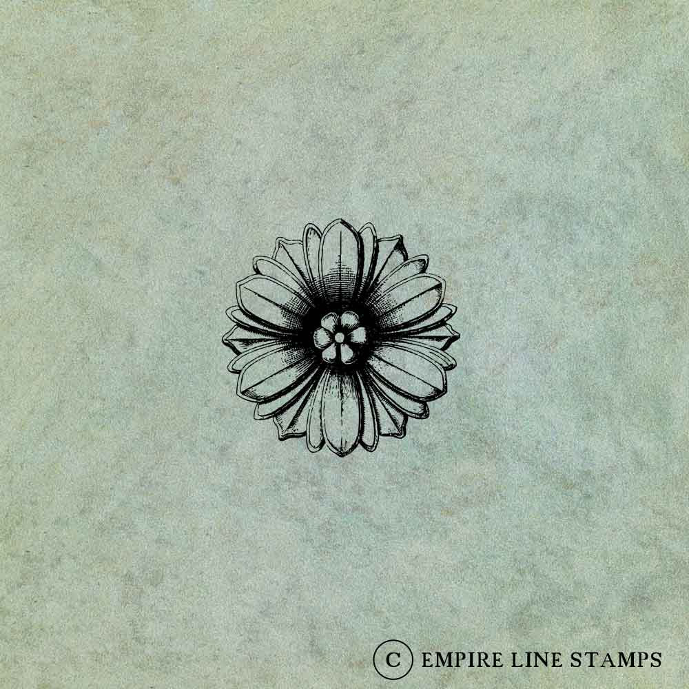 Flower (Small) - Antique ...