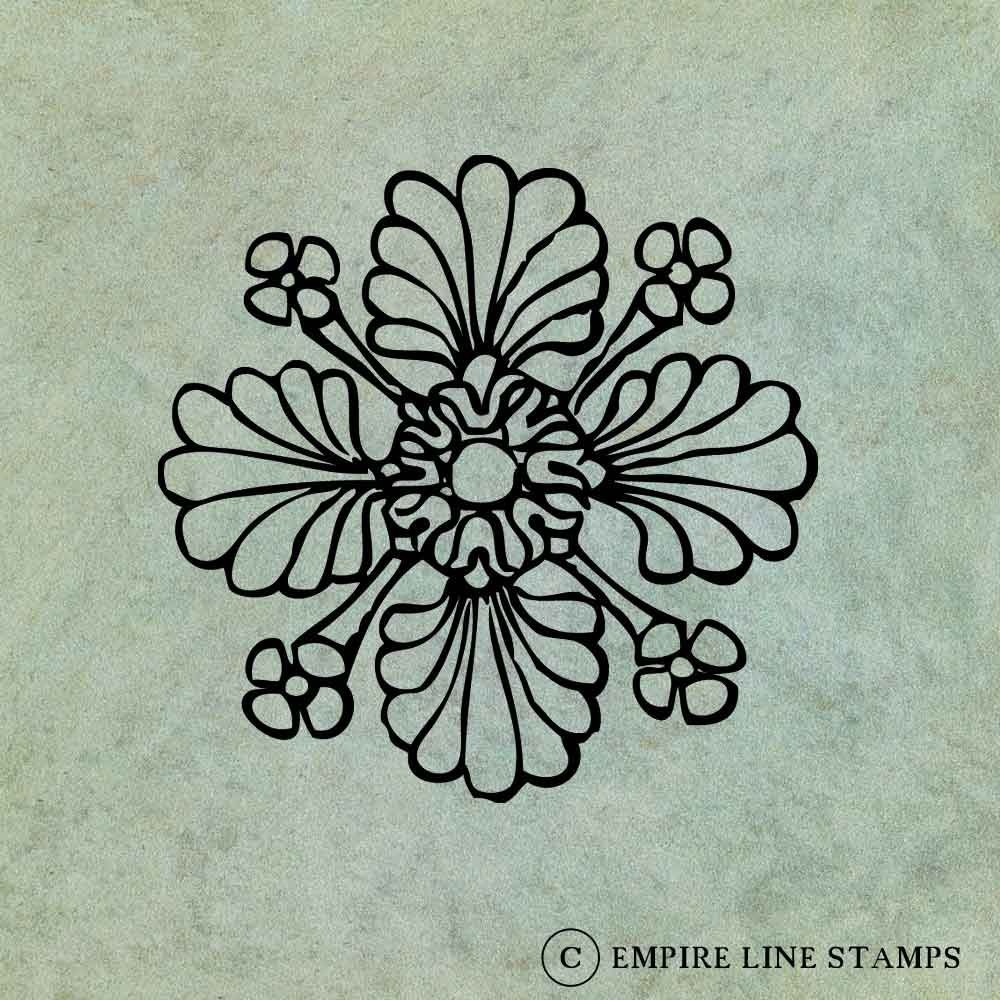 Neoclassical Flower 2 - A...